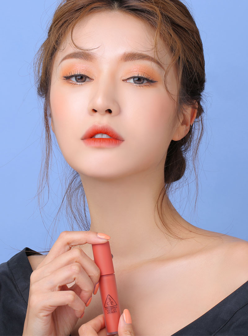 3CE SOFT LIP LACQUER #DEFINE THIS